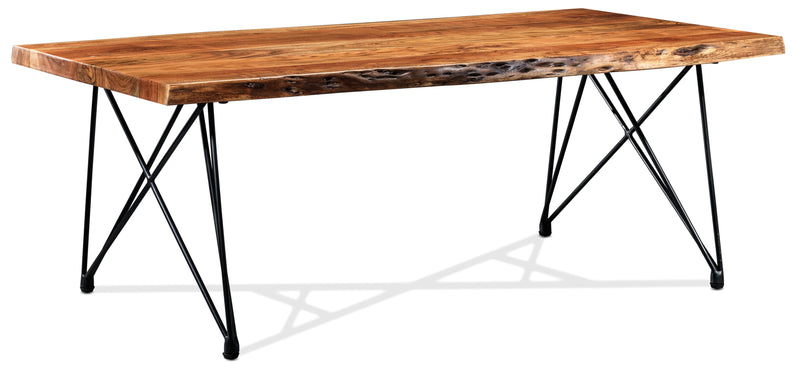 Agra Coffee Table - Natural