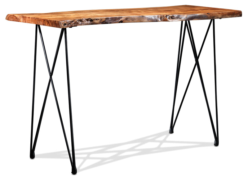 Agra Sofa Table - Natural