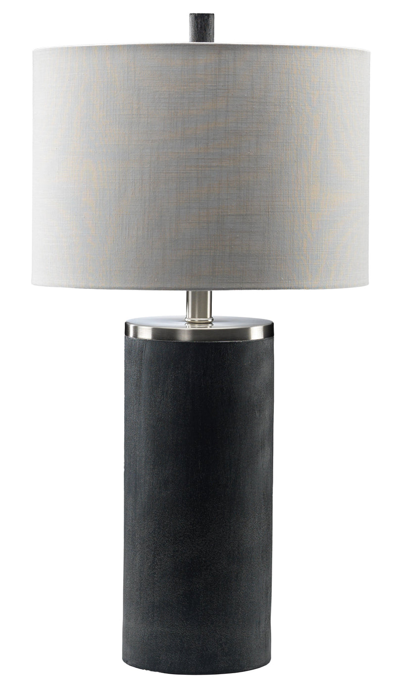 "Sedna 25"" Table Lamp - Dark Grey"
