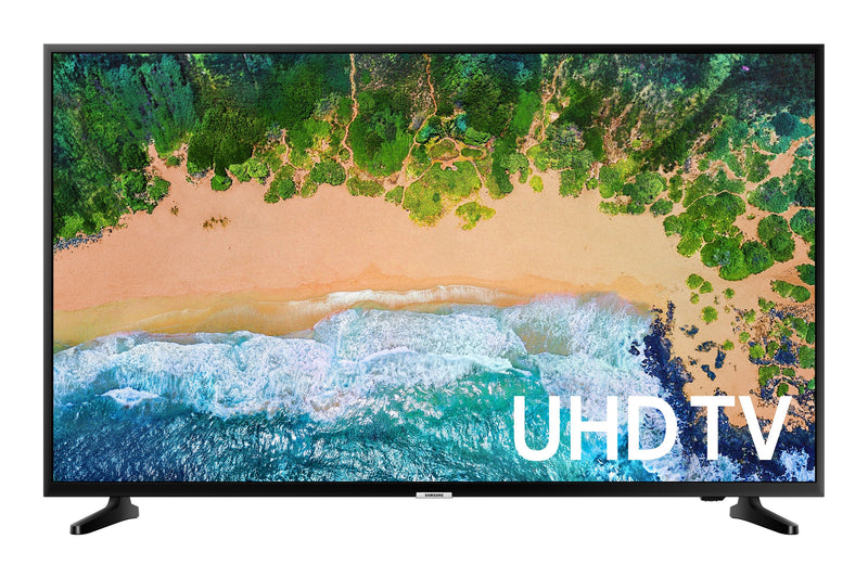 "Samsung 50"" 4K UHD Smart TV - UN50NU6900FXZC"
