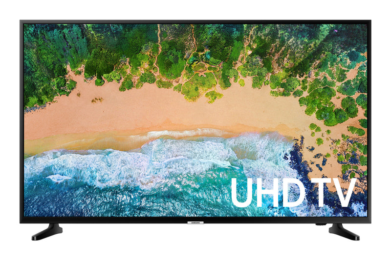 "Samsung 55"" 4K UHD Smart TV - UN55NU6900FXZC"