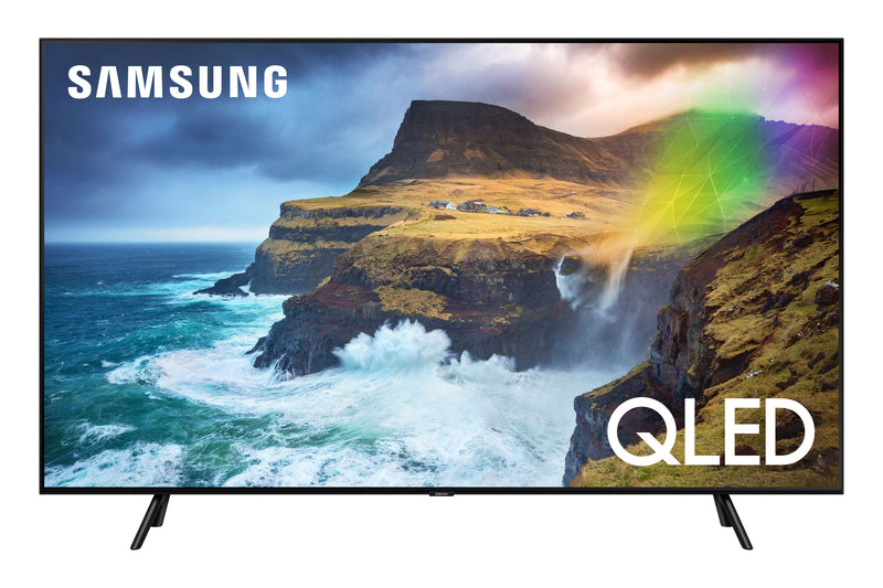 "SAMSUNG 55"" 4K HDR SMART 240MR QLED TV - QN55Q70RAFXZC"