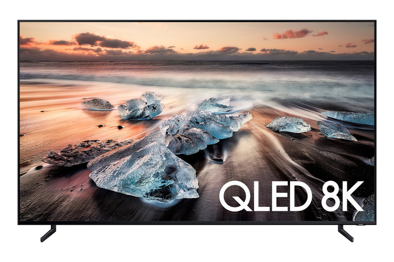 "SAMSUNG 65"" 8K HDR SMART 240MR QLED TV - QN65Q900RBFXZC"