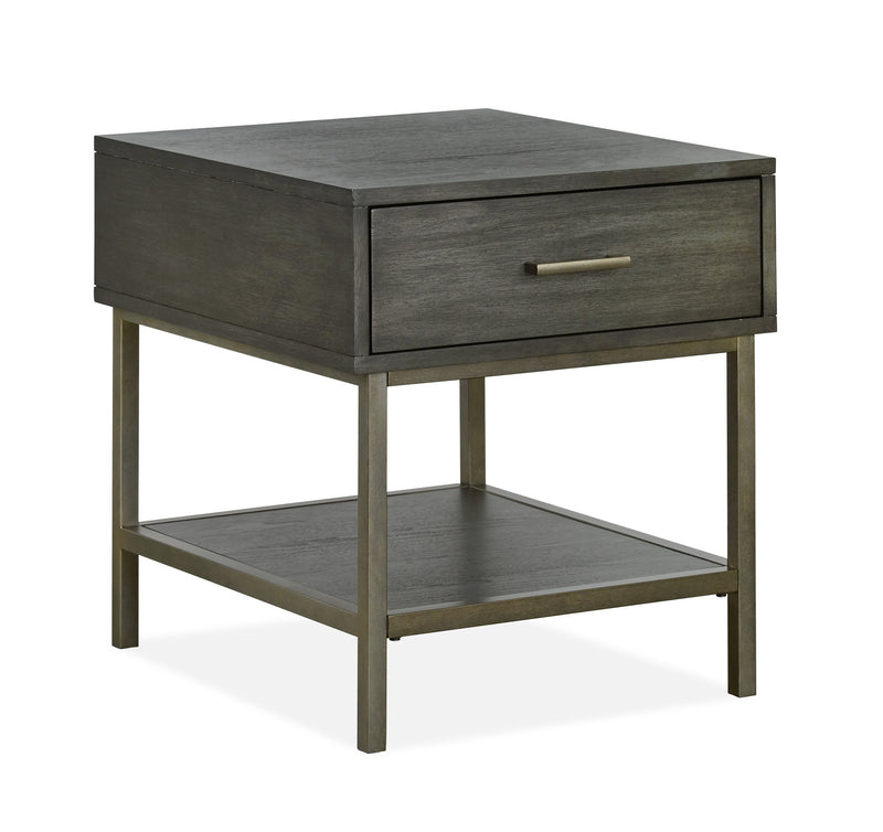 Lift-top End Tables