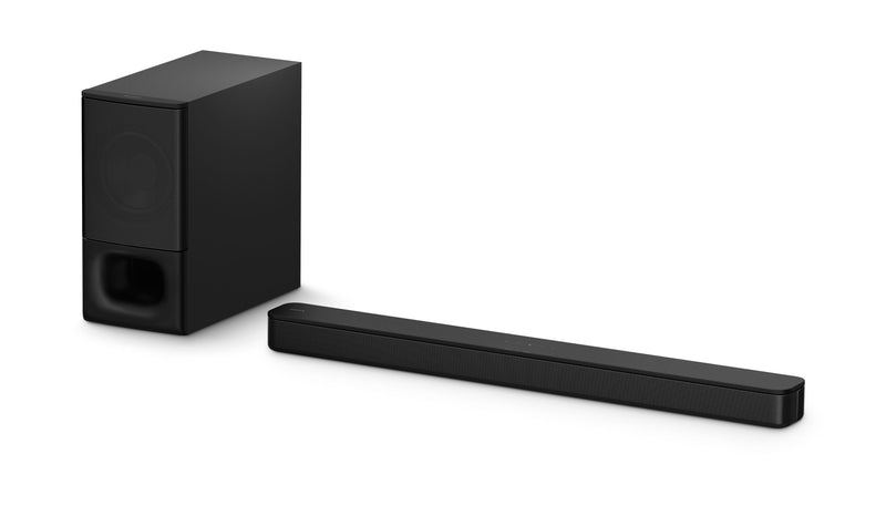 SONY 2.1CH 320W Soundbar with Subwoofer - HTS350