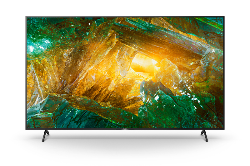 "SONY 85"" 4K HDR Android Smart XR240 LED TV - XBR85X800H"