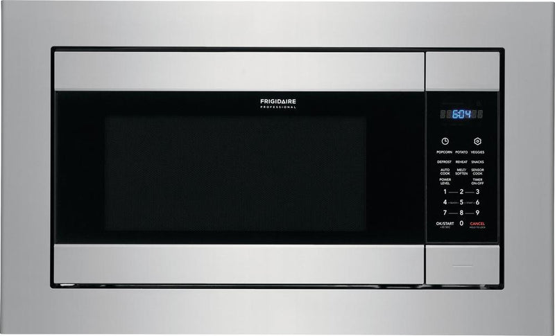 Frigidaire Professional Smudge-Proof™ Stainless Steel Built-In Microwave (2.2 Cu. Ft.) - CPMO227NUF