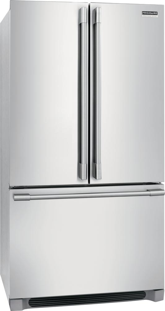 Frigidaire Professional Stainless Steel Counter-Depth French Door Refrigerator (22.3 Cu. Ft.) - FPBG2278UF