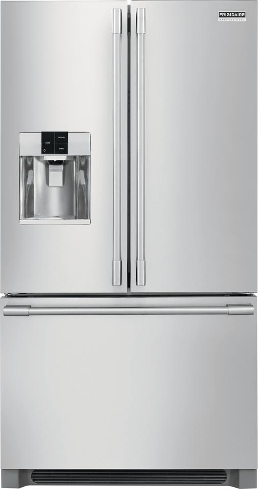 Frigidaire Professional Stainless Steel French Door Refrigerator (26.7 Cu. Ft.) - FPBS2778UF
