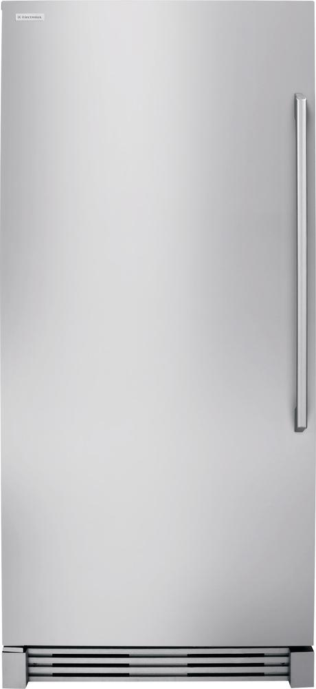 Electrolux Stainless Steel All Freezer (18.6 Cu. Ft.) - EI32AF80QS