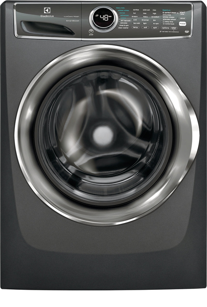 Electrolux Titanium Front-Load Steam Washer (5.1 Cu. Ft.) - EFLS627UTT