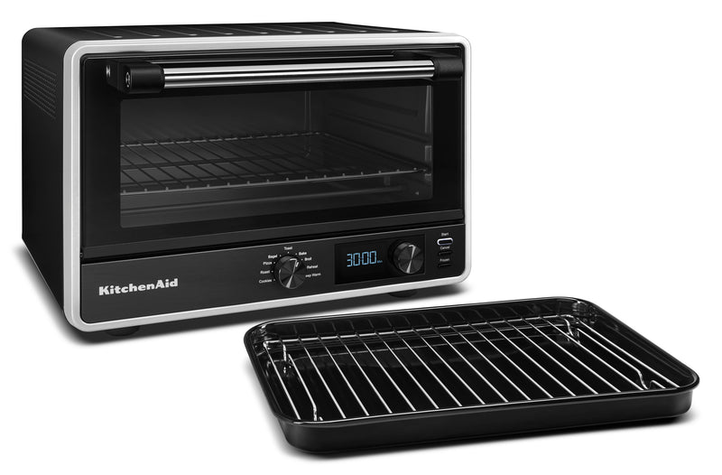 KitchenAid® Digital Countertop Oven - KCO211BM