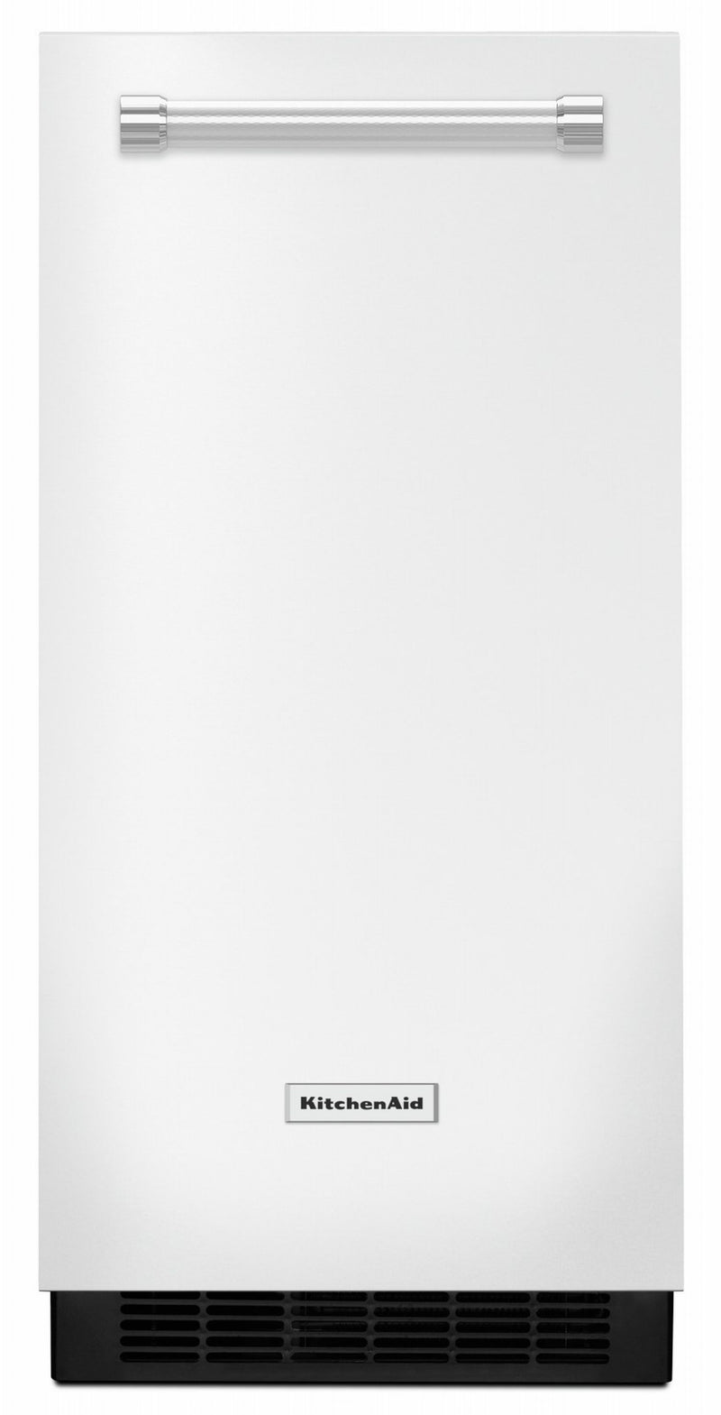 KitchenAid White Automatic Ice Maker (15 inch.) - KUIX335HWH