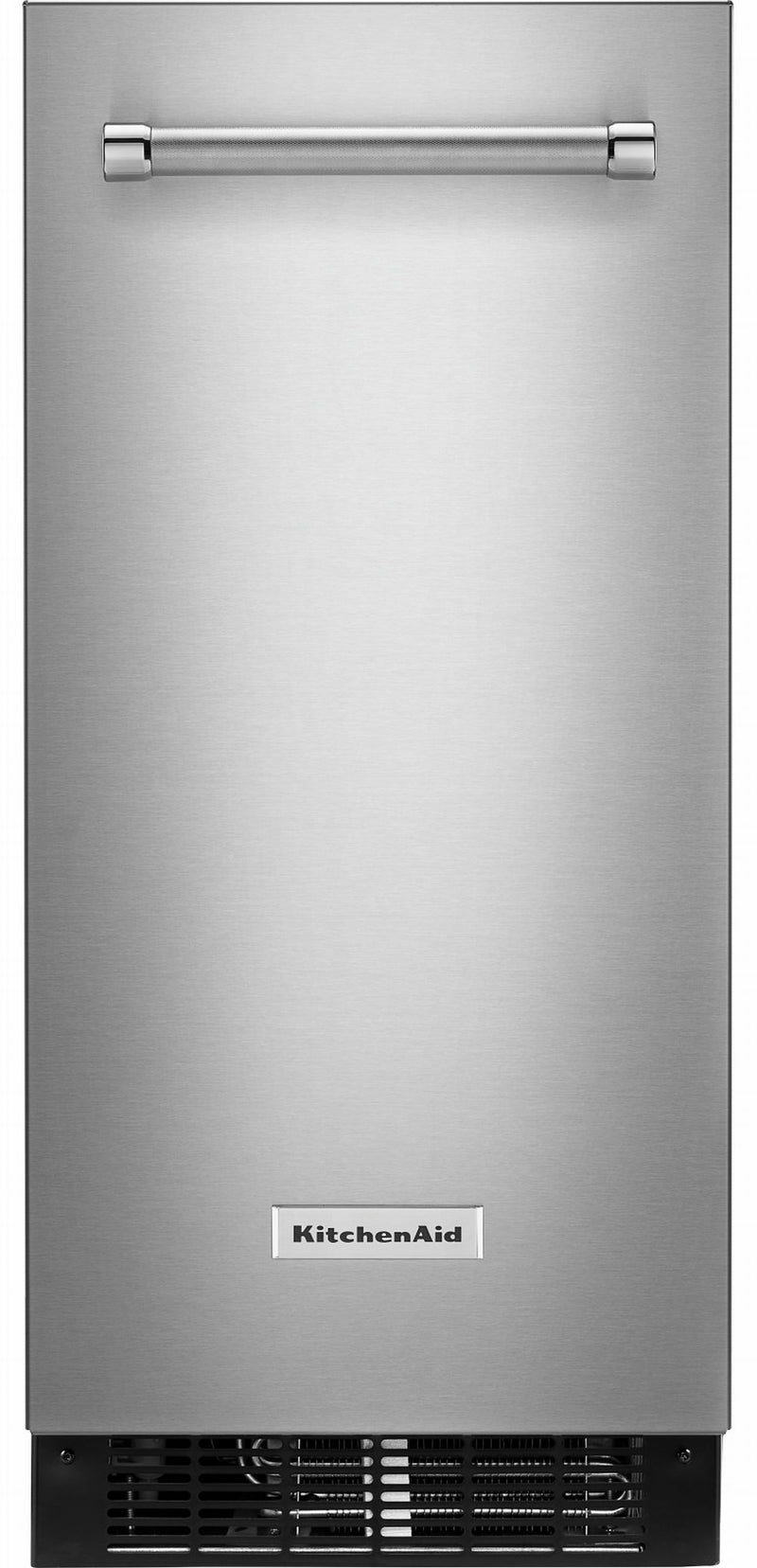KitchenAid PrintShield Stainless Finish Automatic Ice Maker (15 inch.) - KUIX335HPS