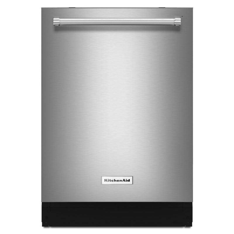 "KItchenAid Stainless Steel 24"" Dishwasher (44 dBA) - KDTM354ESS"