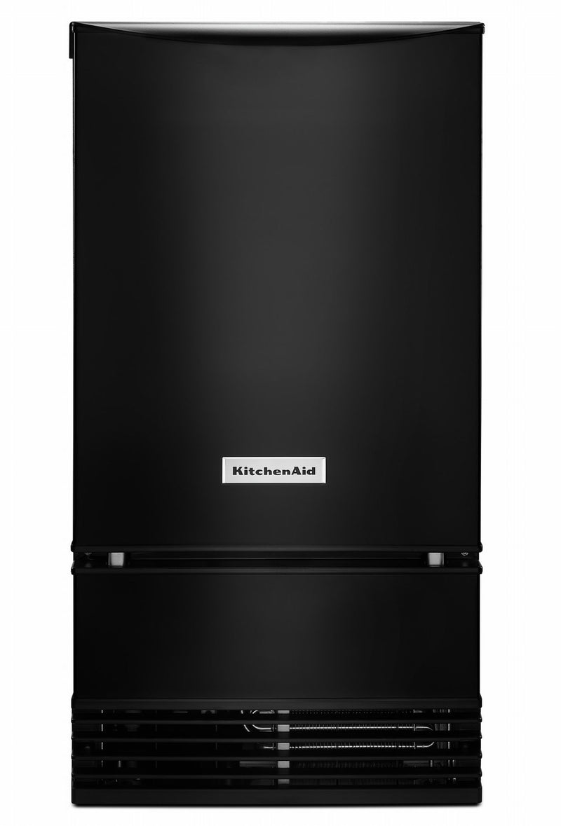 Kitchenaid Black Automatic Ice Maker (18 inch.) - KUID508HBL