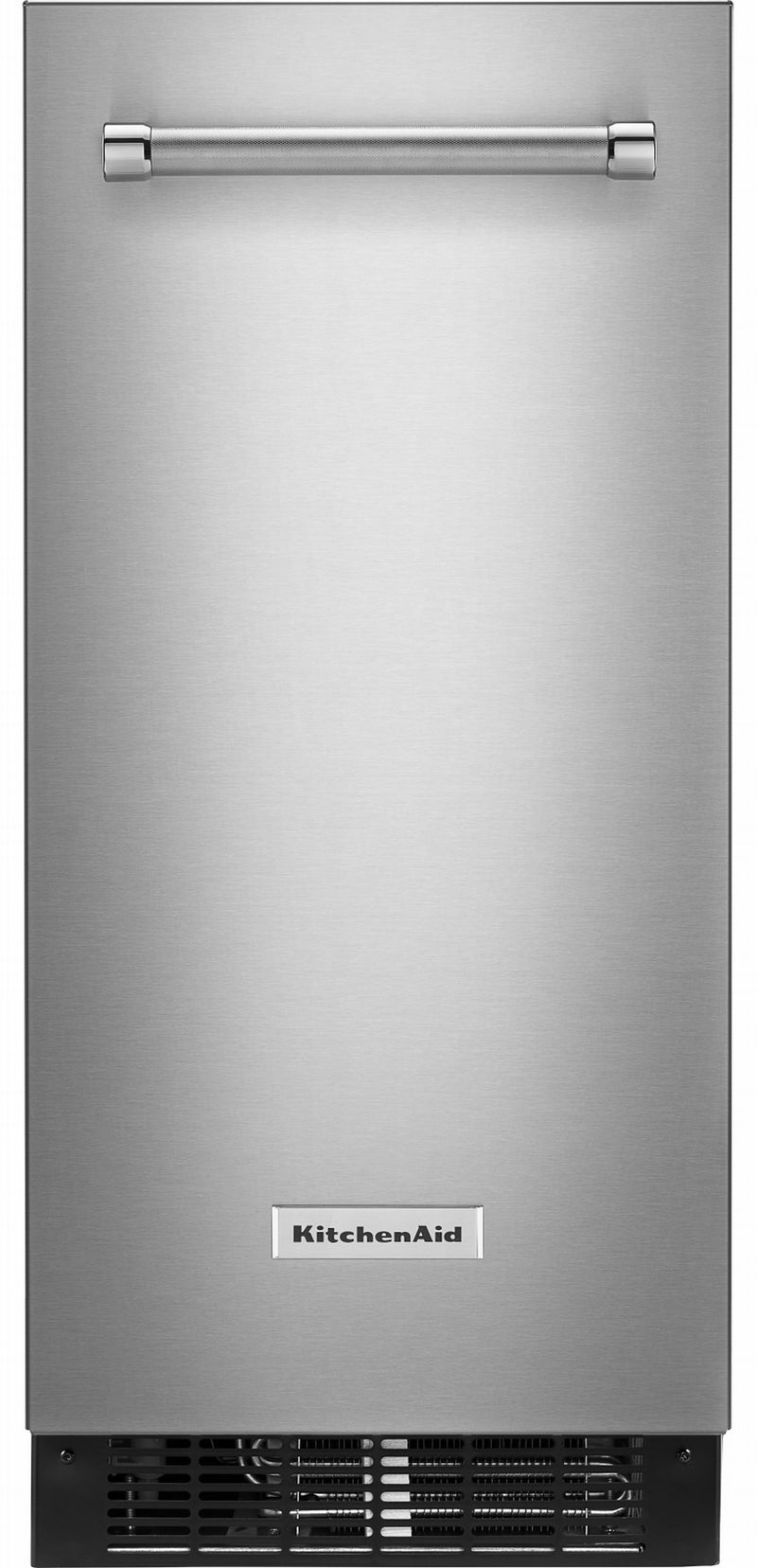 KitchenAid PrintShield Stainless Finish Automatic Ice Maker (15 inch.) - KUIX535HPS