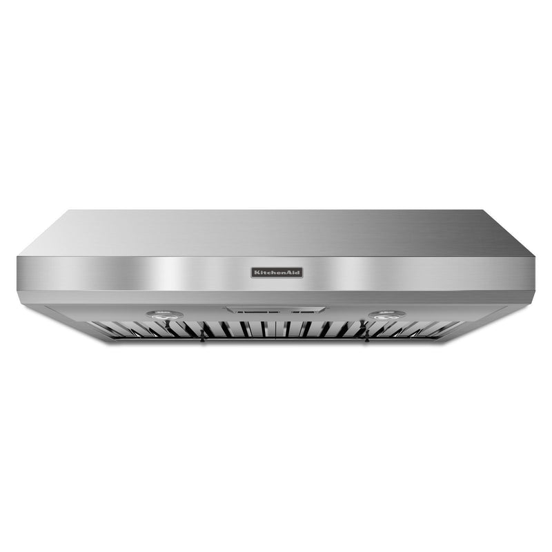 "KitchenAid Stainless Steel 30"" 600 CFM Under Cabinet Range Hood - KVUC600JSS"