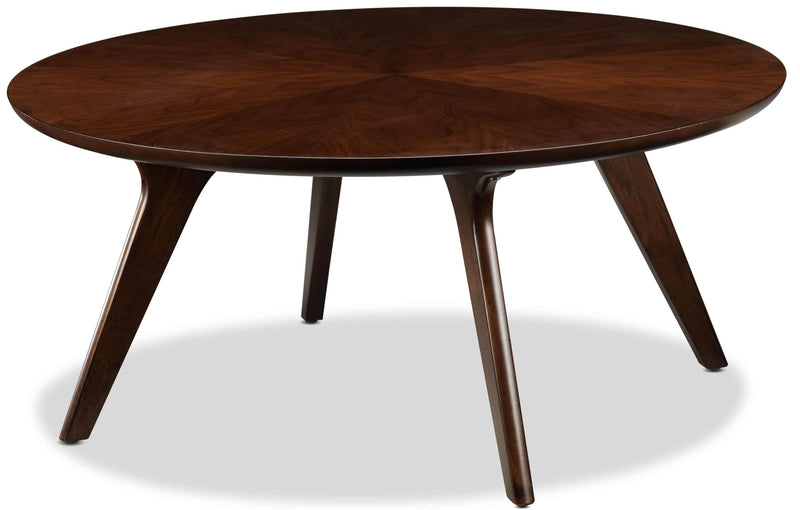 Oslo Coffee Table - Walnut