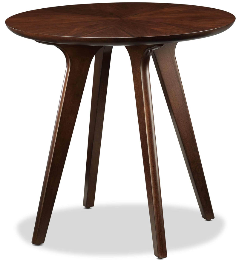 Oslo End Table - Walnut