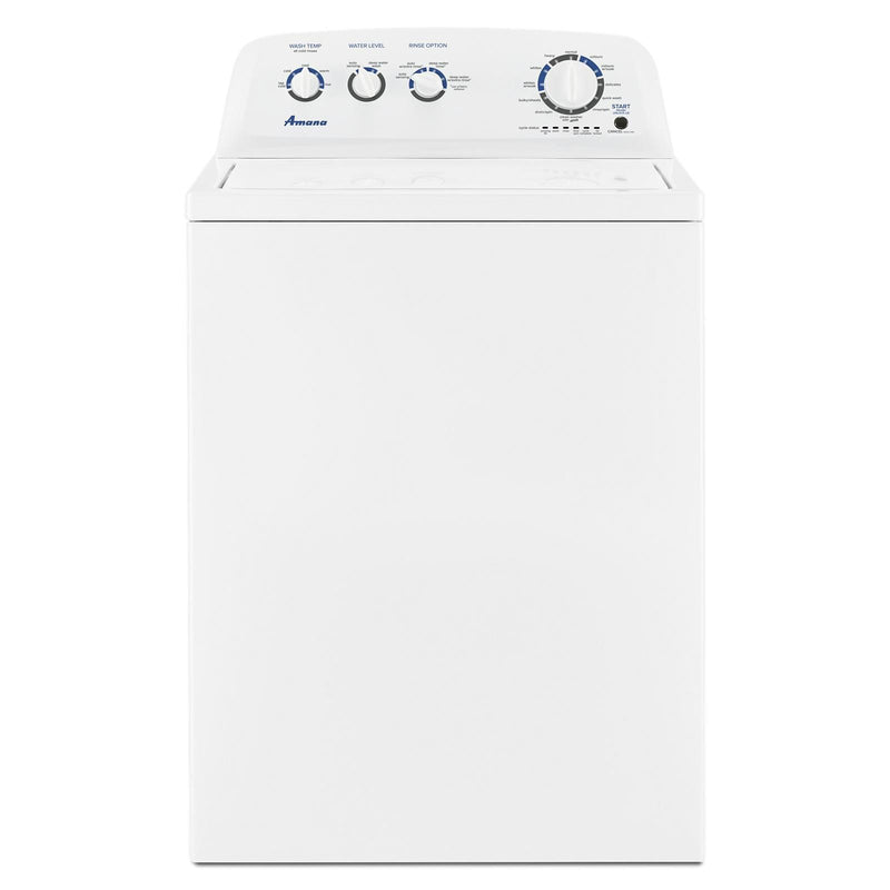 Amana White Top Load Washer (4.4 Cu.Ft.) - NTW4519JW