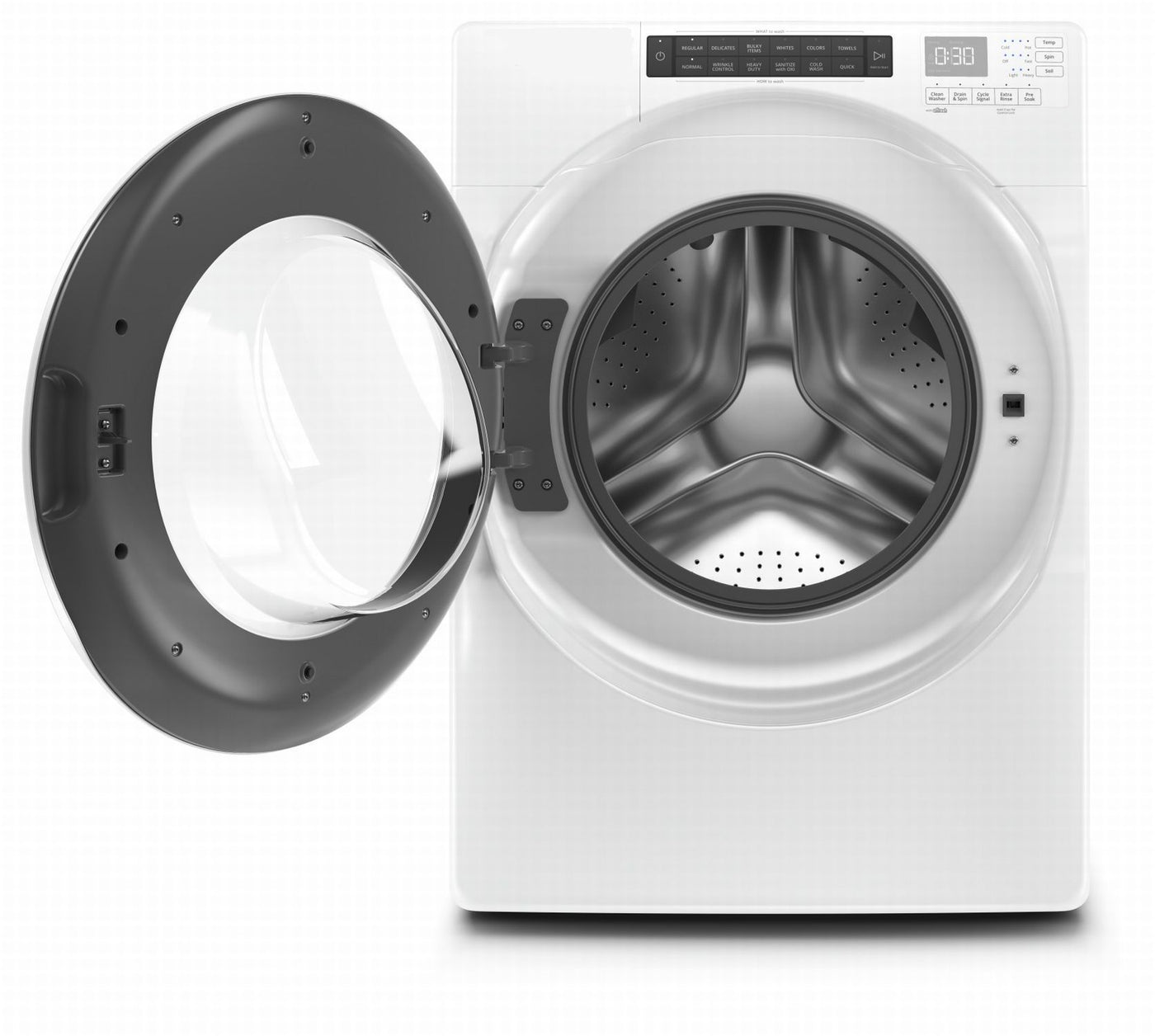 Amana White Front Load Washer (5 0 Cu Ft ) - NFW5800HW