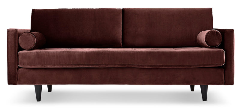 Musone Sofa - Bordeaux