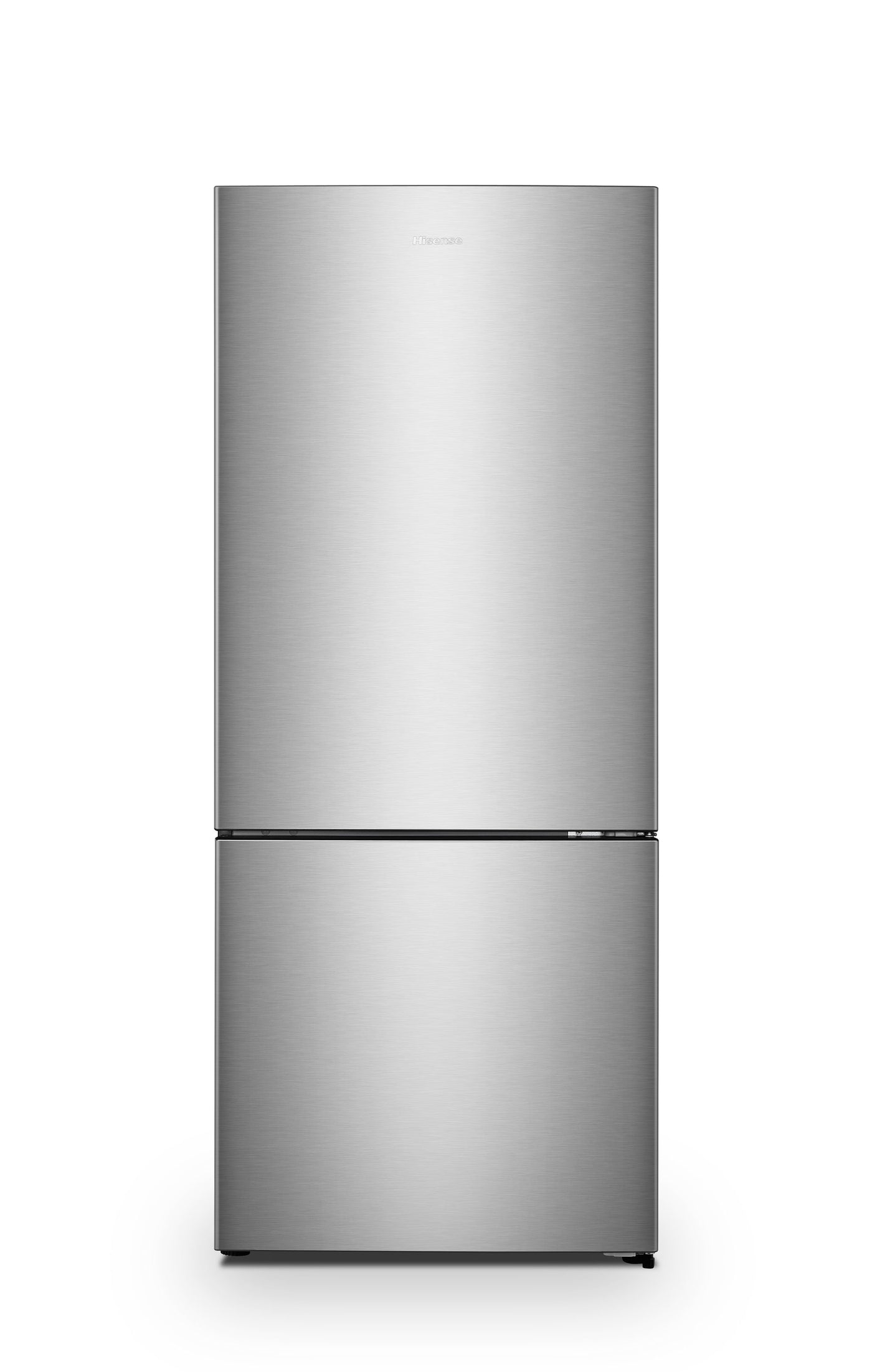 Hisense Stainless Steel Counter-Depth Bottom-Mount Swing Refrigerator (15  Cu  Ft ) - RB15N6ASE