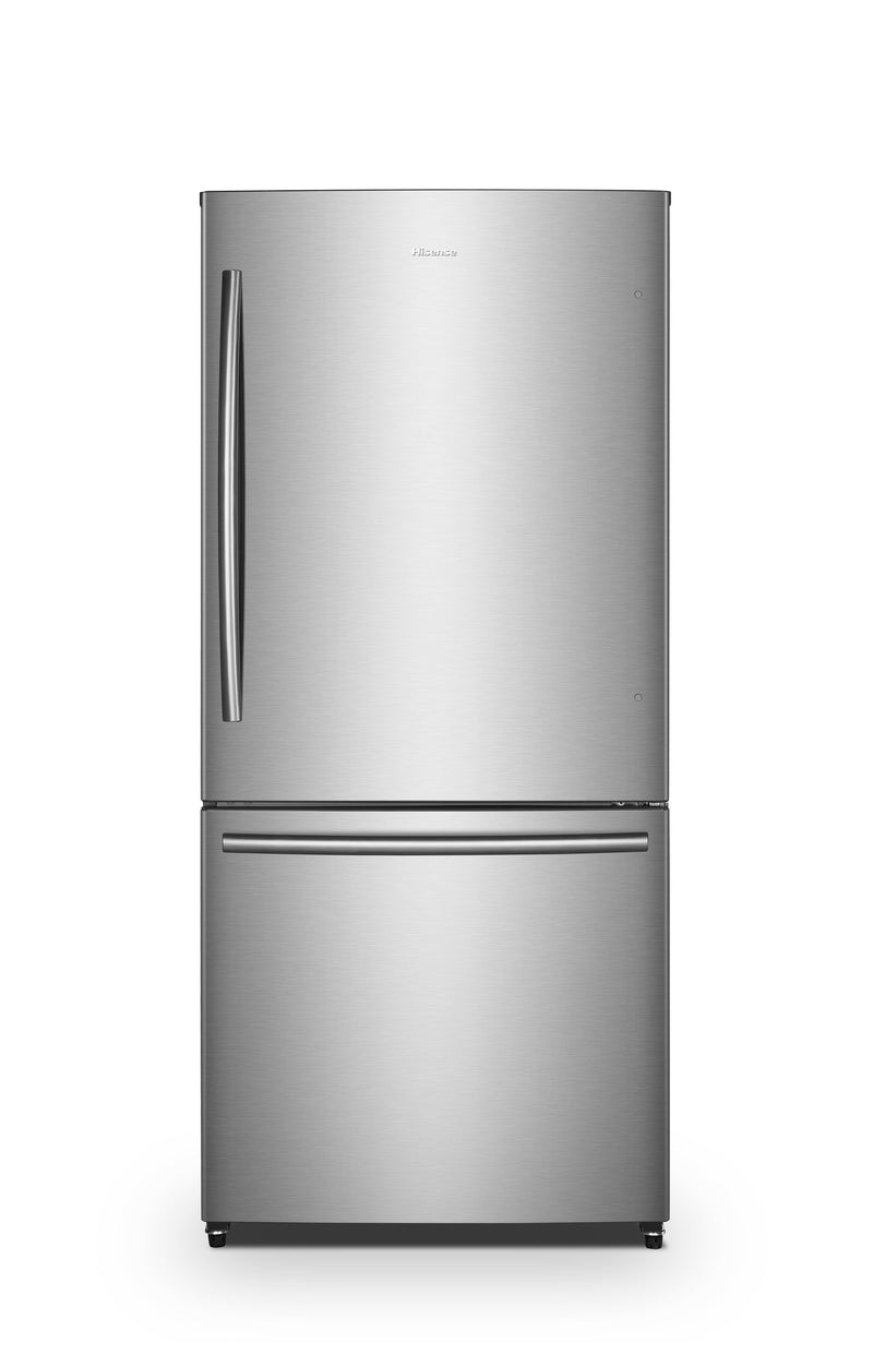 Hisense Stainless Steel Counter-Depth Bottom-Mount Drawer Refrigerator (17 Cu. Ft.) - RB17N6DSE