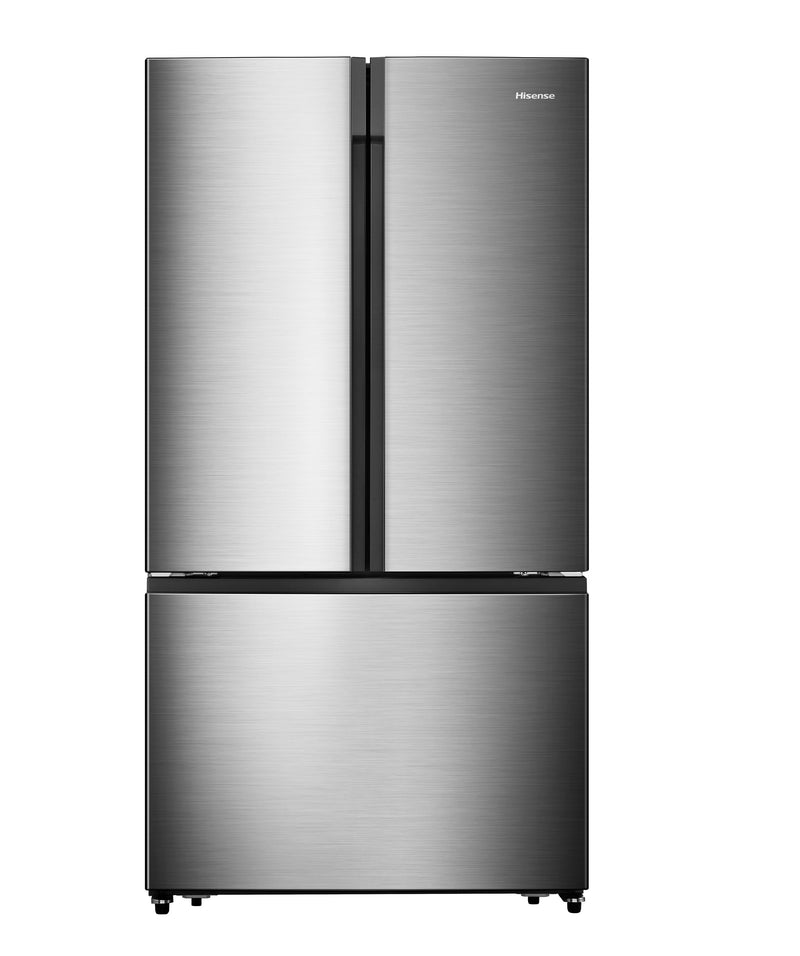 Hisense Stainless Steel Counter-Depth French-Door Refrigerator (20.8 Cu. Ft.) - RF208N6ASE