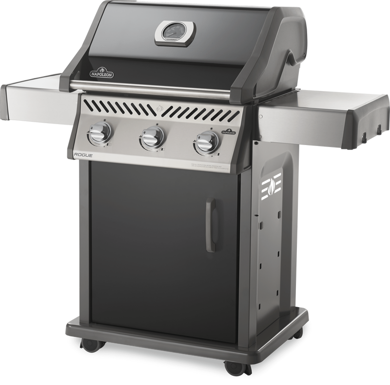 Napoleon Rogue 425 Black Natural Gas Grill Barbecue - R425NK