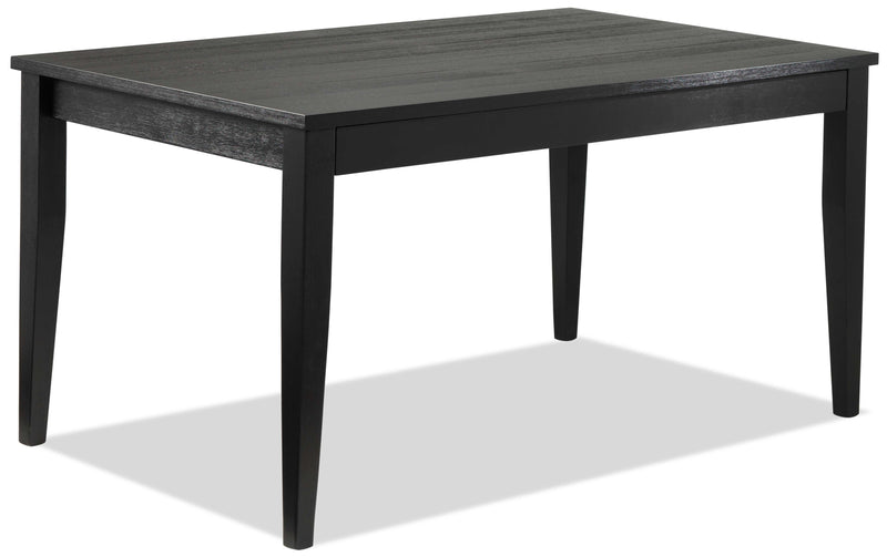 Haxby Dining Table - Weathered Grey
