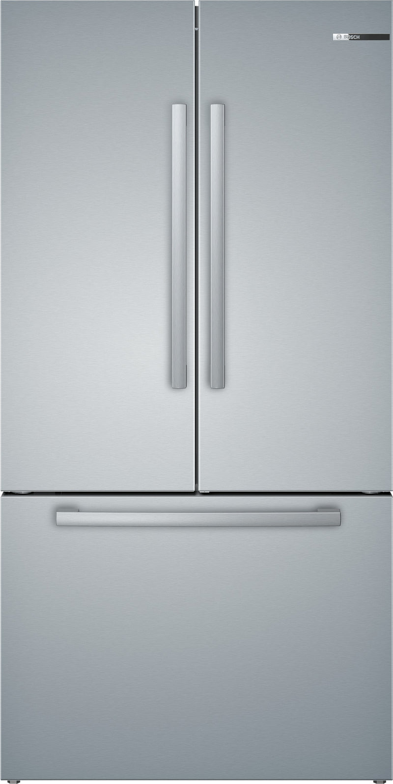 Bosch 800 Series Stainless Steel Counter-Depth French Door Refrigerator - B36CT80SNS