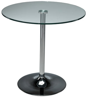 Fifi II Dining Table - Stainless Steel