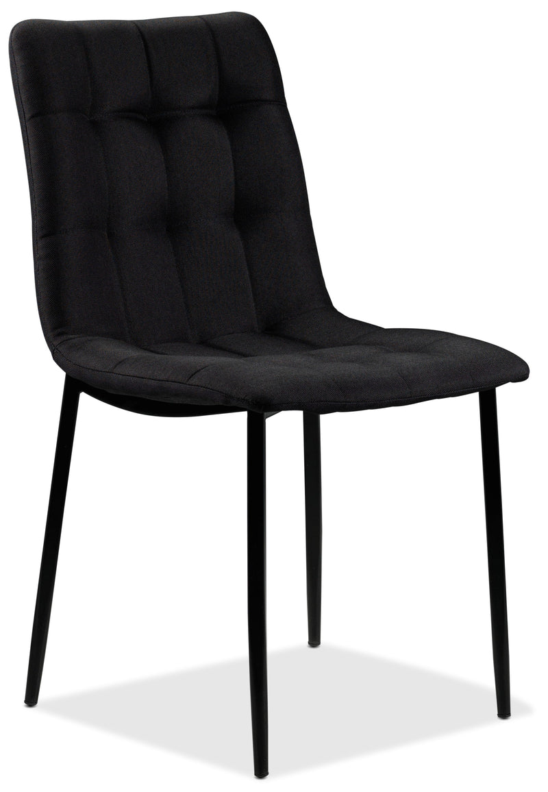 Jaffe Side Chair - Black