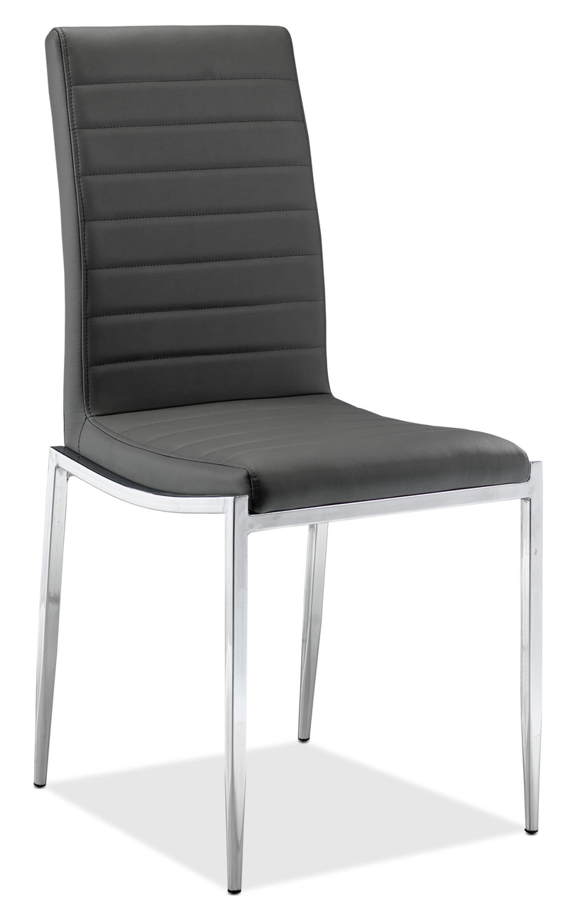 Darron Side Chair - Slate