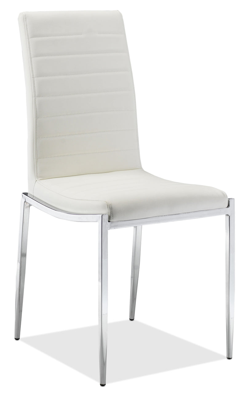 Darron Side Chair - White
