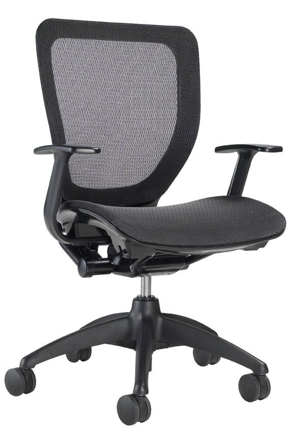 Boston Office Chair - Black