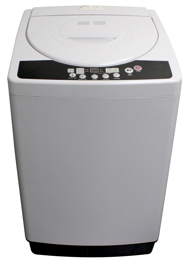 Danby White 1.7 Cu. Ft. Portable Washing Machine - DWM055WDB