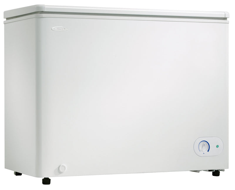 Danby White Chest Freezer (7.2 Cu. Ft) - DCF072A3WDB