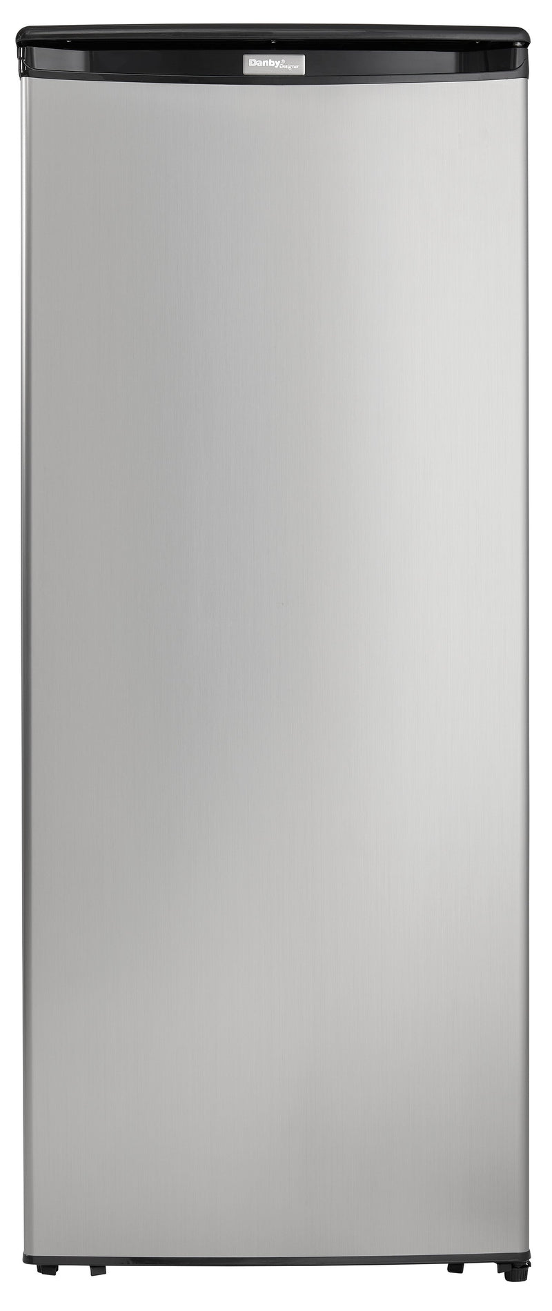 Danby Stainless Steel Look Upright Freezer (8.5 Cu. Ft) - DUFM085A4BSLDD