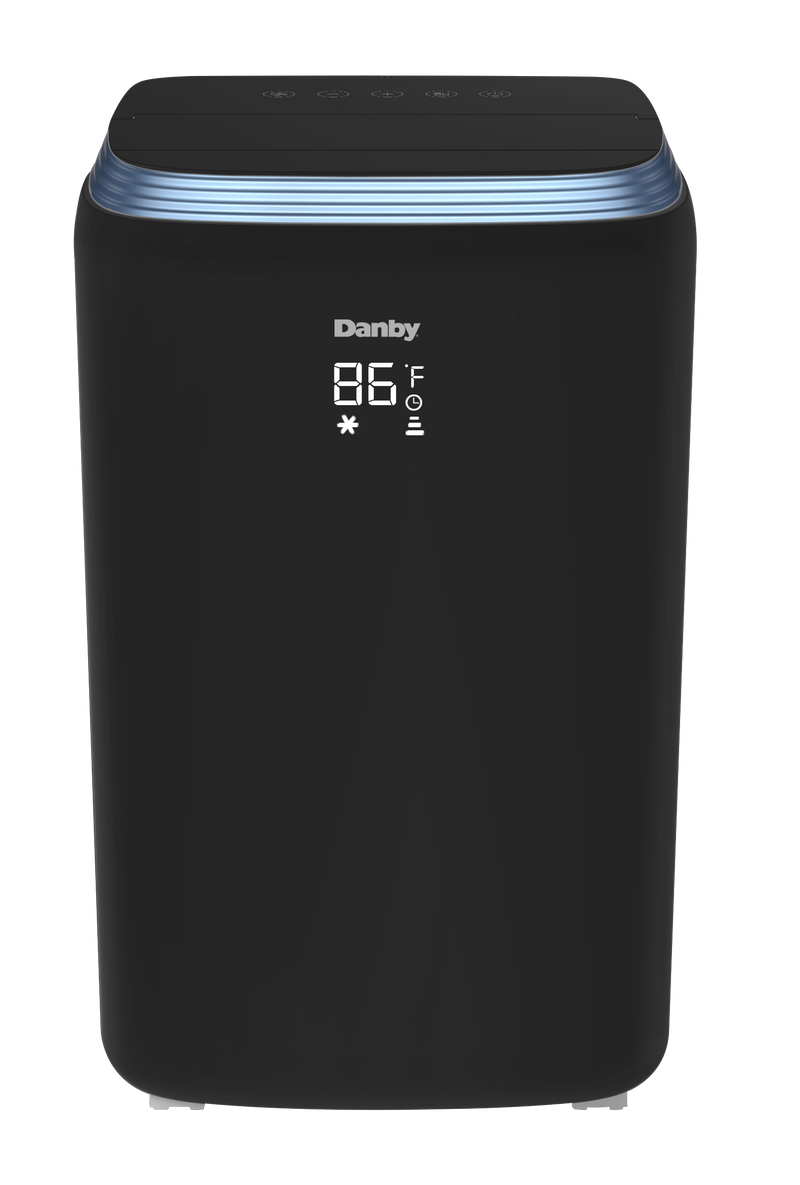Danby Black 12,000 BTU Portable Air Conditioner - DPA120HE3BDB-6