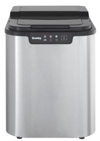Danby Stainless Steel Ice Maker (25 lbs per day) - DIM2500SSDB