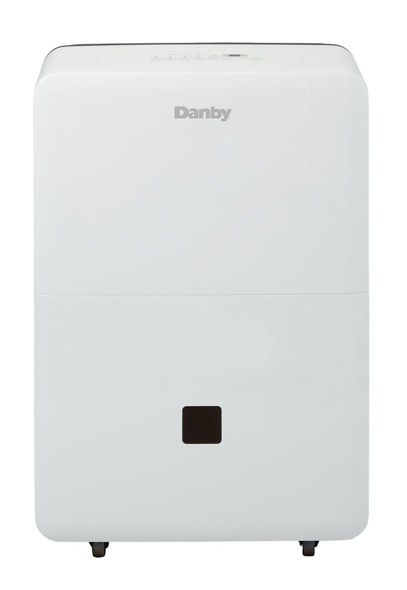Danby White 70 Pint Dehumidifier - DDR070BDWDB