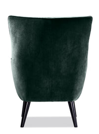 Maja Accent Chair - Green