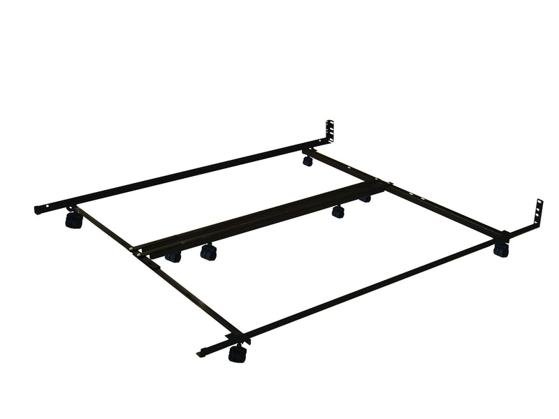 Low Profile Roller Queen/King Bed Frame