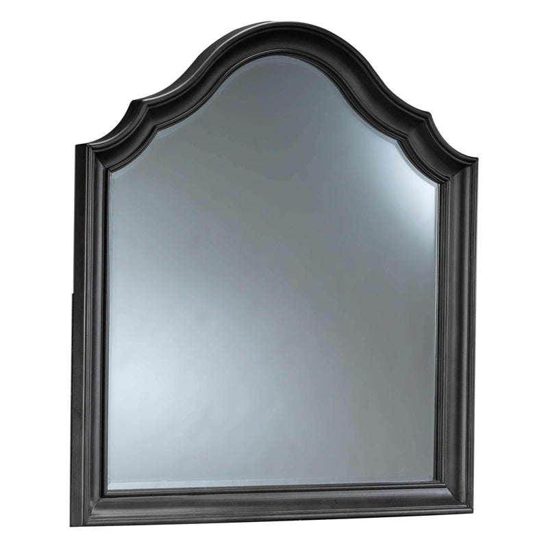 Spencer Mirror - Grey