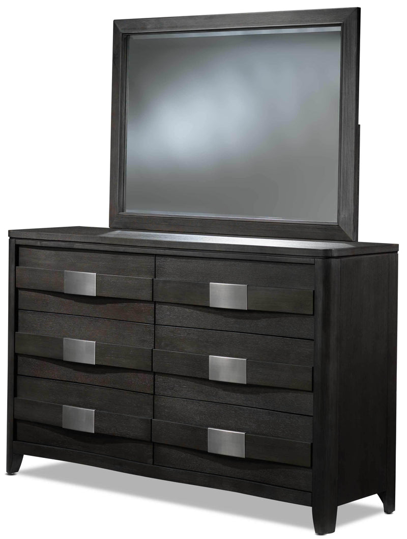 Adyer Dresser - Grey