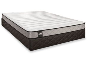Sealy Fog Firm Full Mattress and Boxspring Set