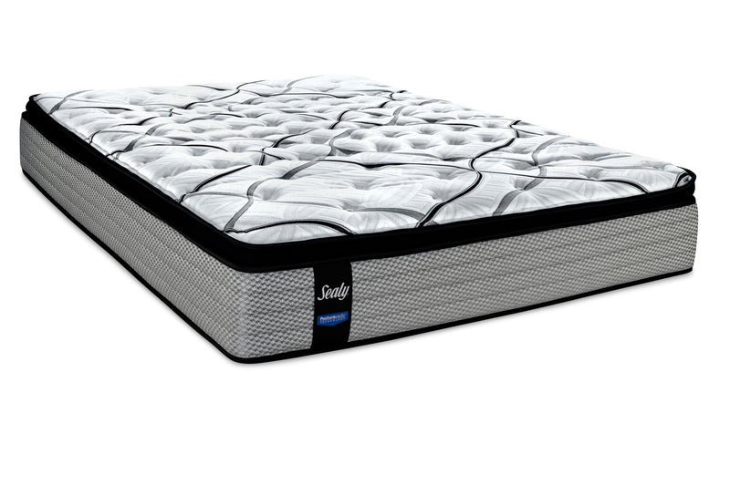 Sealy Patina Cushion Firm Queen Mattress